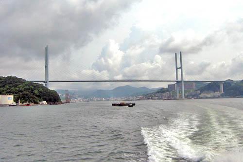 長崎 女神大橋10