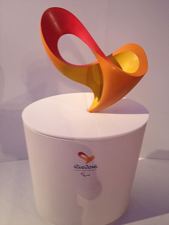 リオデジャネイロパラリンピック大会ロゴ