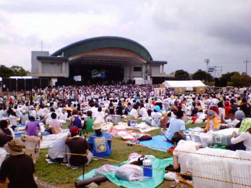稲佐山公園野外ステージ