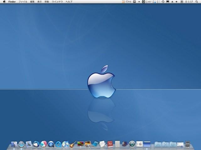 マック desktop