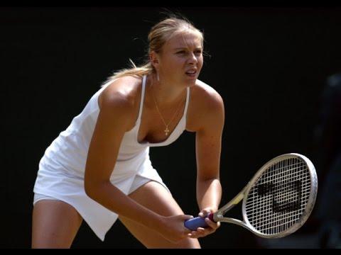 【テニス】ウィンブルドン 2015 準決勝 マリア・シャラポワ 対 セリーナ・ウィリアムズ