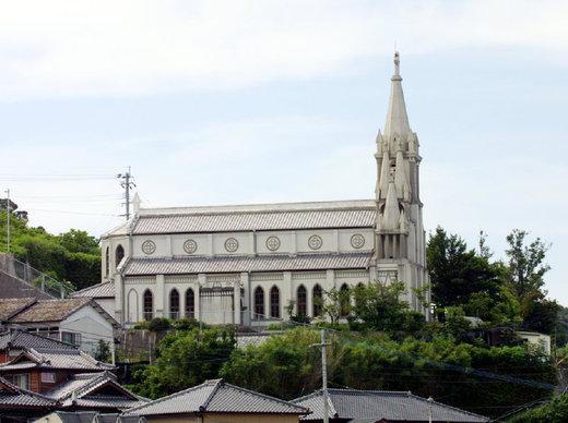 伊王島の堂崎教会