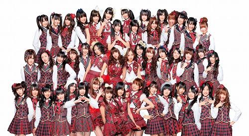 AKB48, 2010.