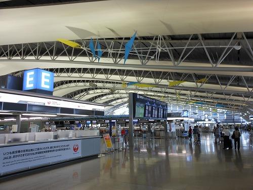 関西国際空港 第1ターミナルビル