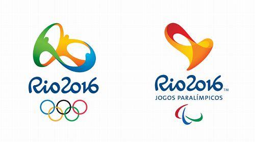 リオ・オリンピック2016の公式ロゴマ