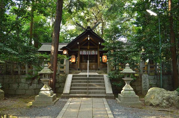 Konoshima-jinja haisho.JPG 詳細 木嶋坐天照御魂神社 拝所