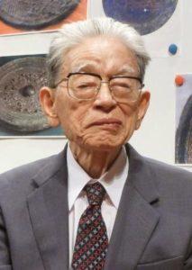 古代史研究家の古田武彦氏