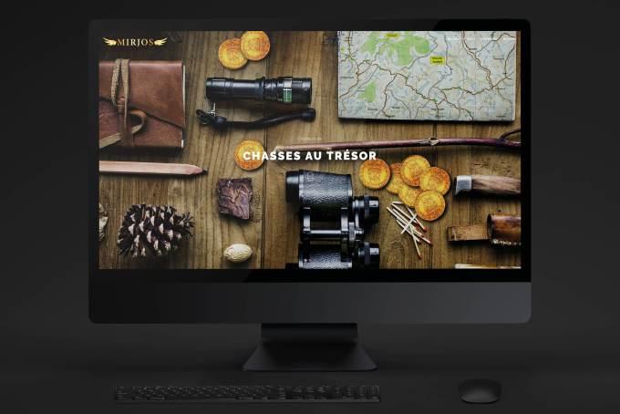 Site web - Mirjos