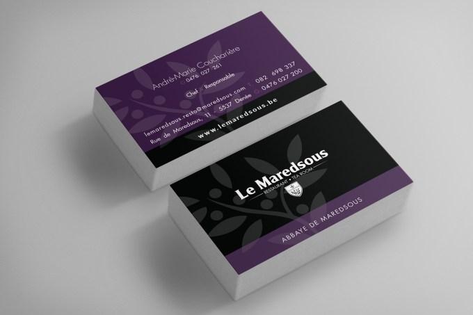 Card-LeMaredsous