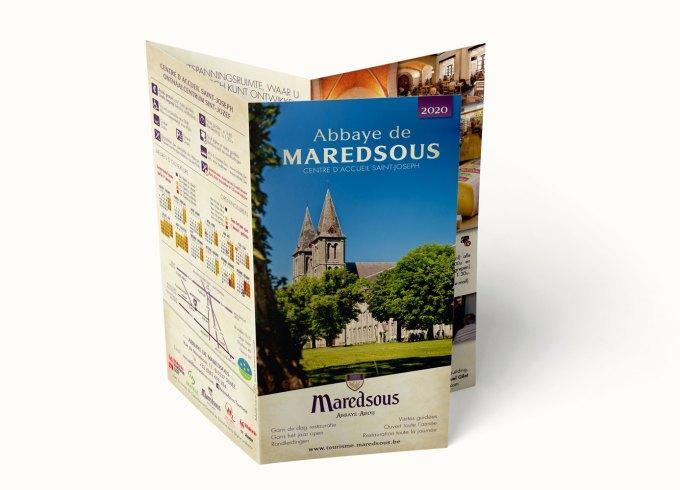 Quadriptyque-Maredsous