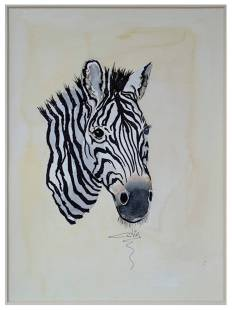 Zebra 270 x 360 £110