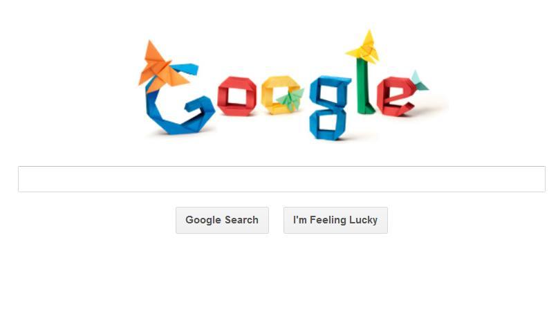 Google honors Akira Yoshizawa, father of modern origami art
