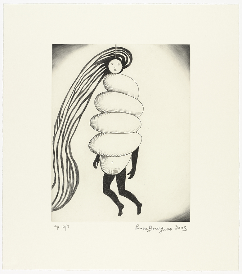 Louise Bourgeois Spiral Woman