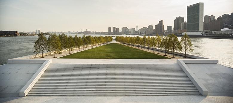 FDR Memorial Roosevelt Island NYC