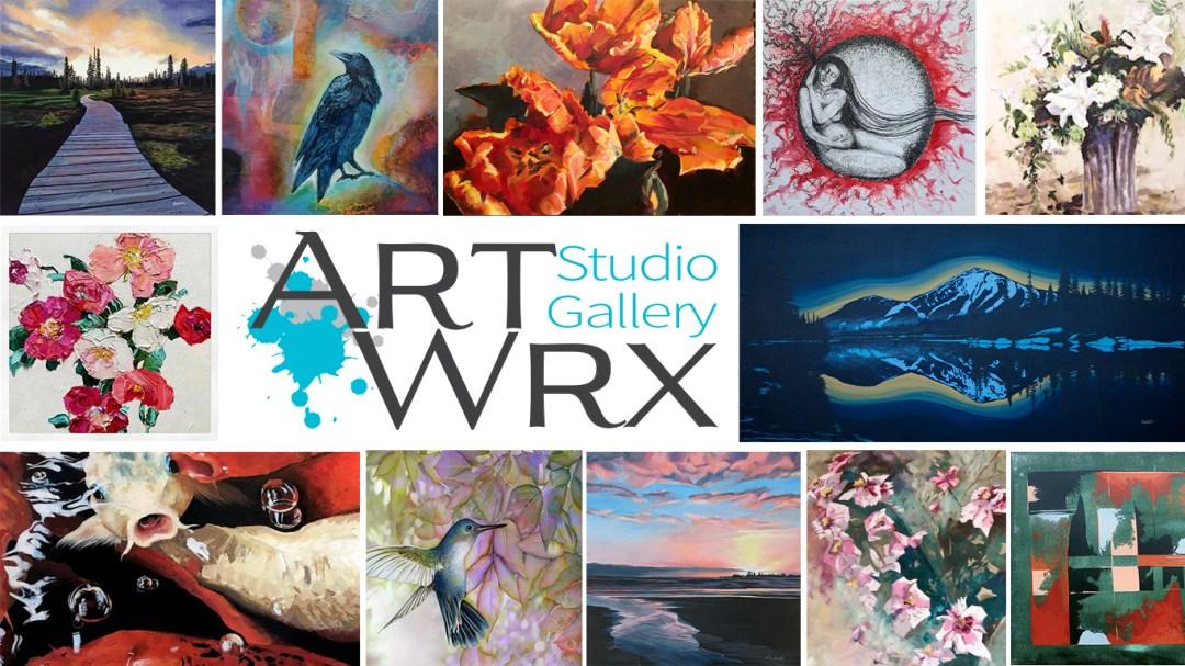 ArtWrx Studio and Gallery Courtenay BC