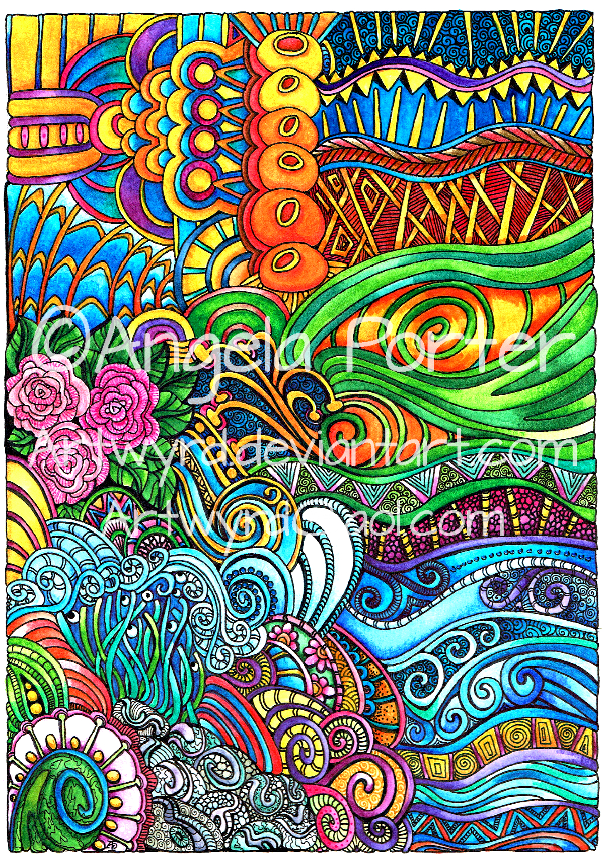 Wyrdsmithing Art Illustrations And Musings By Angela