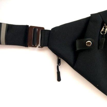 Сумка мужская ArtX #003z черная