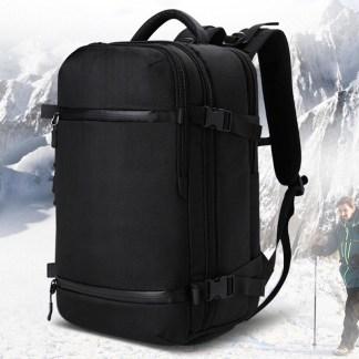 Большой городской дорожный рюкзак ArtX Avia Черный #111