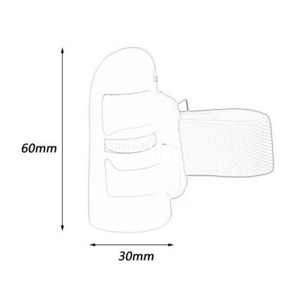 Беспроводная мышь ArtX Finger Mouse Bluetooth #513-1