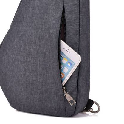 Смарт-сумка ArtX Pentagon серая #092-1t
