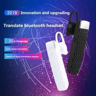 Наушник Bluetooth гарнитура для перевода ArtX T2 #570