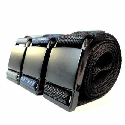 Набор мужских ремней с быстроразъемной магнитной пряжкой ArtX Magnetic #333-7