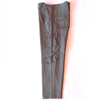 Штаны карго ArtX олива #701-1