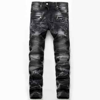 Мужские джинсы ArtX #703-2 черные