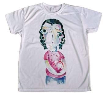 xavi garcia camiseta niña triste
