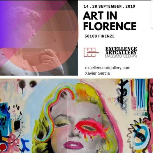 Exposición en Florencia