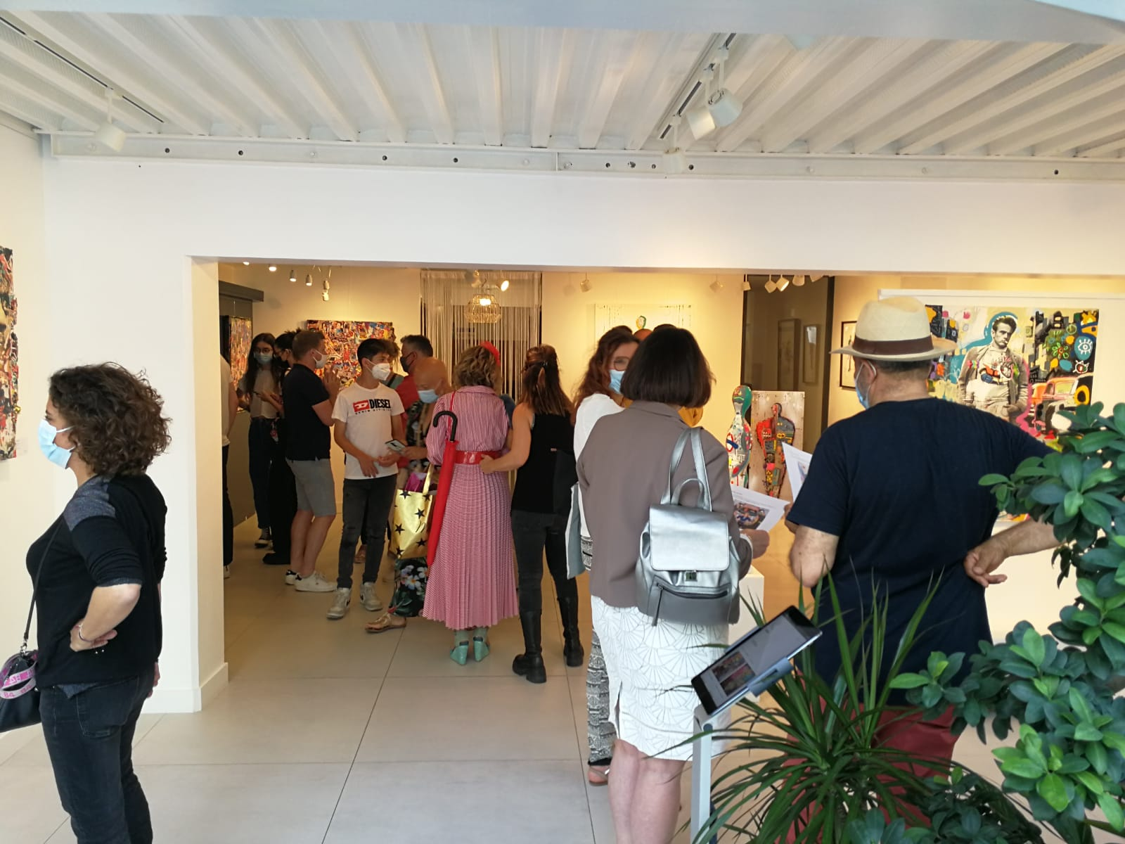 Exposición Ki Galerie de París (Foto 7)