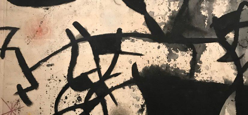 Joan Miró au Grand Palais