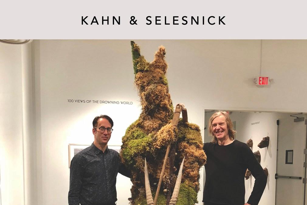 Informal Conversation with Kahn & Selesnick (Video)