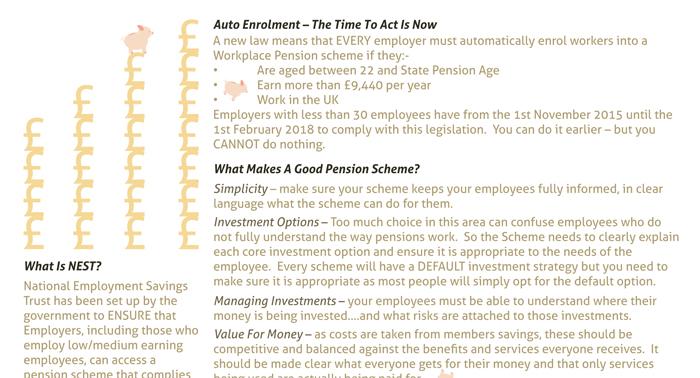 Pensions Scheme Leaflet