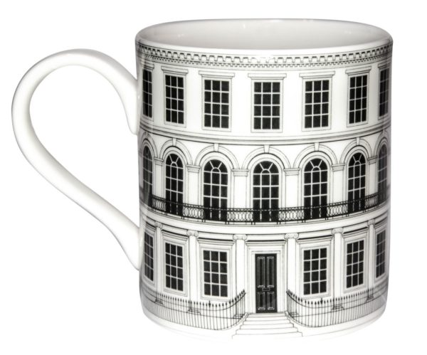 Rory Dobner beautiful building majestic mug