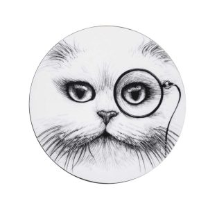 Rory Dobner monocle coaster-set-of-4-