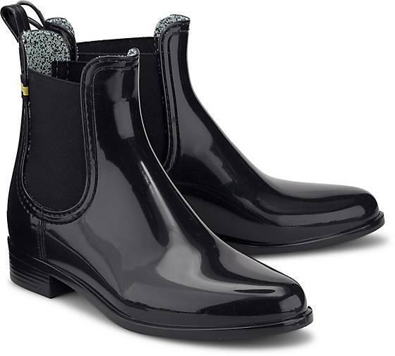 lemon-jelly-boots-noir-black-recycled-vegan-brisa-artydandy 1