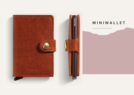 Secrid miniwallet porte carte