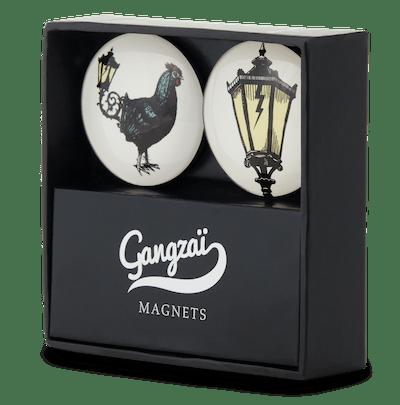 gangzai-magnet Coqlight B