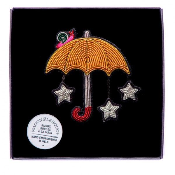 macon-et-lesquoy-broche-parapluie-etoile-broderie-artydandy