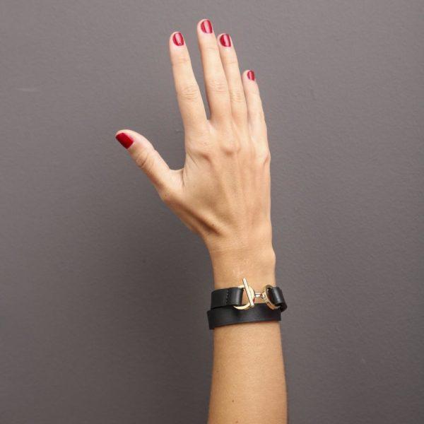 maison-boinet-bracelet-double-noir-95274G_04-artydandy