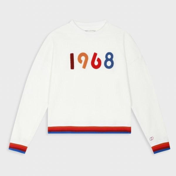 sports-d-epoque-sweat-coton-blanc-chiffres-1968-couleurs-femme-artydandy