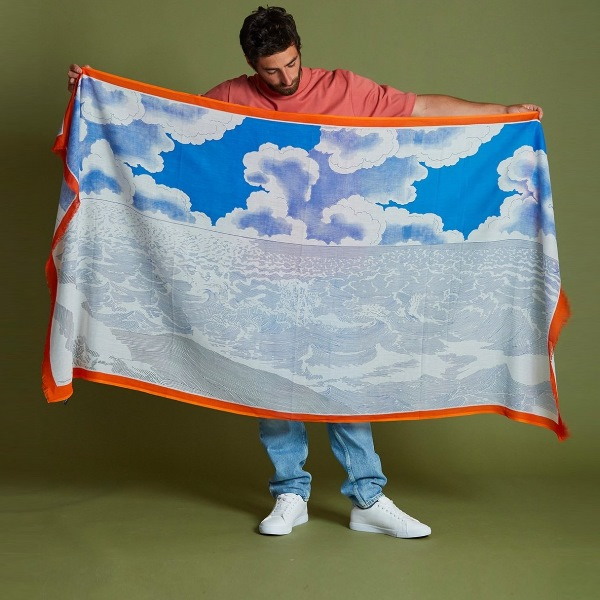 inouitoosh-echarpe-orange-en-coton-oceanique-ete-2021-artydandy