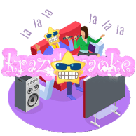 karaokex4square555curlypng-8-256