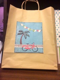Artfully Sent Bike Gift Bag