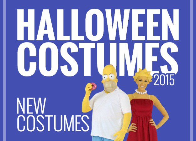 halloween 2015 new costumes