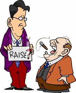 If you plan to ask for pay rise,  do not be trapped in following scenario.