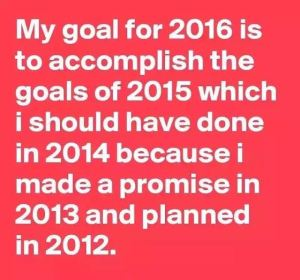 Is this your resolution for 2016?