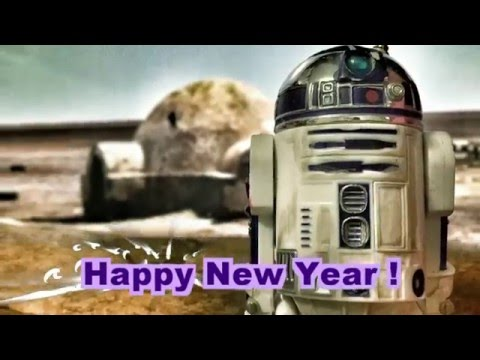 star wars and happy new year 2016