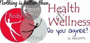 Good health and wellness